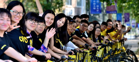 Cosa si nasconde dietro il fallimento del terzo colosso del bike sharing cinese