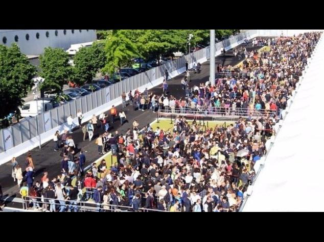 Expo: 2,7 milioni di visitatori primo mese, venduti 15 milioni di biglietti
