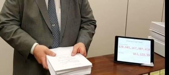 I senatori Usa hanno approvato la riforma fiscale senza avere il tempo di leggerla