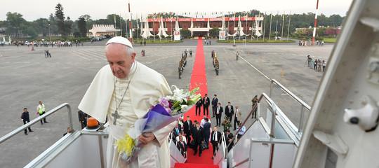 papa francesco bangladesh rohingya