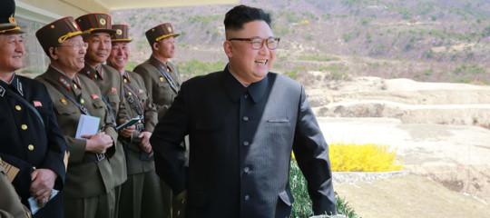 """Corea del Nord, """"Trump sta implorando per una guerra nucleare"""""""