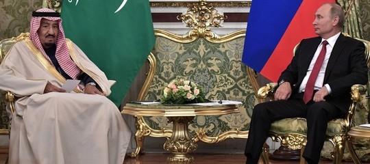 Il braccio di ferro petrolifero tra Russia e Arabia Saudita