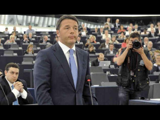 Ue: Renzi a capogruppo Ppe, non prendiamo lezioni