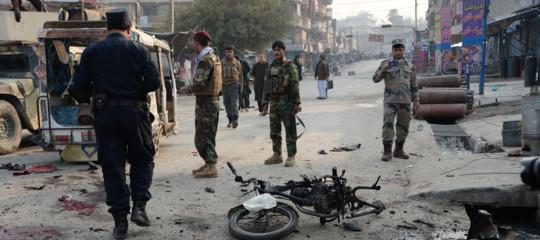 Afghanistan: attentato a manifestazione filo-governo, 5 morti