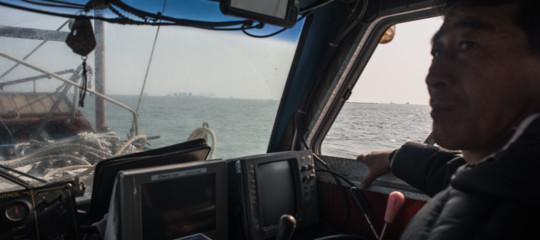 Corea del Sud: peschereccio si scontra con petroliera, 13 morti