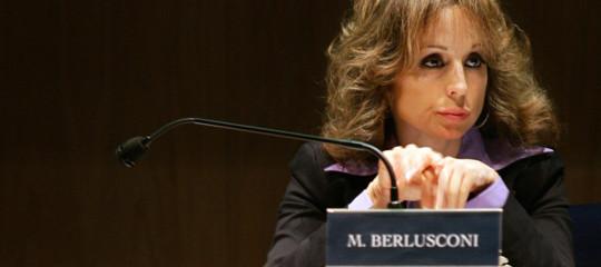 L'allerta di Marina Berlusconi sullo strapotere dei 5 colossi del web