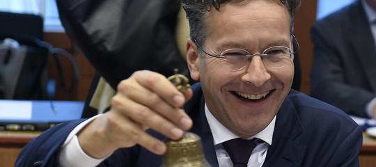 PerchéPadoannon è stato candidato dall'Italia alla presidenzadell'Eurogruppo