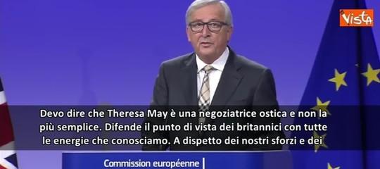 """""""C'è l'accordo, Anzi no"""".Quali battaglie si combattono intorno allaBrexit"""