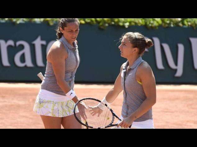 Tennis: Wimbledon. doppio, azzurre Errani-Vinci in finale