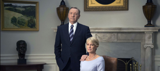 house of cards nuova serie netflix