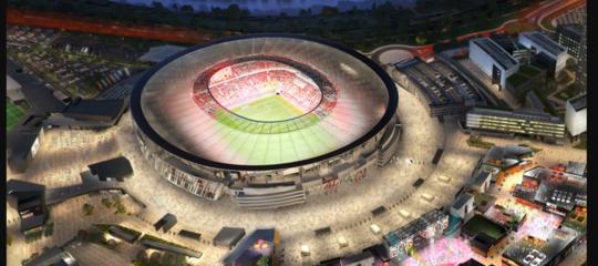C'è l'ok definitivo allo stadio della Roma. Ecco il progetto definitivo