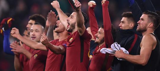 Champions:Romae Juve vincono e passano agli ottavi di finale