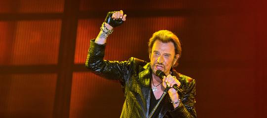 Addio a Johnny Hallyday, icona della musica francese; aveva 74 anni