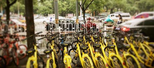 La condivisione delle bici a flusso libero può funzionareanche a Roma?