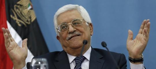 Gerusalemme: Abu Mazen, gli Usa non più mediatori del negoziato