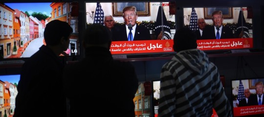 """""""Gerusalemme capitale d'Israele"""". Come ha reagito il mondo al proclama di Trump"""