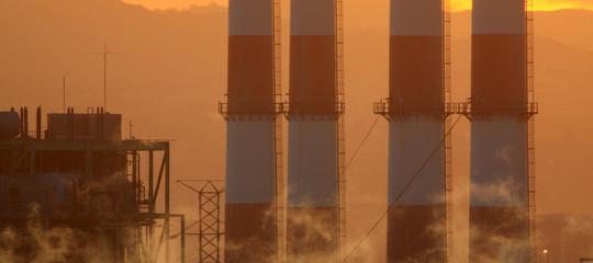 centrale gas zero emissioni
