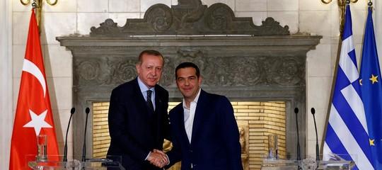 Perché la visita diErdoganin Grecia è un momento storico