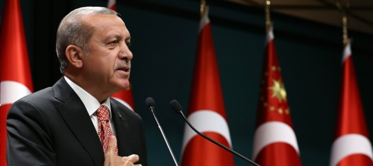 Gerusalemme: colloquio telefonico Papa Francesco-Erdogan