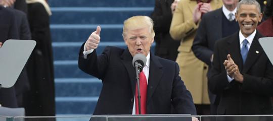 Il presidenteTrumpfarà accertamenti medici per via della gola secca