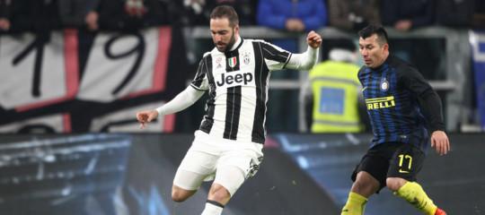Juve-Inter, cosa dicono i numeri sulla super sfidadell'AllianzStadium