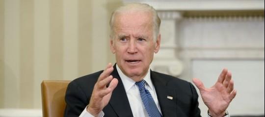 Pacco bomba vice presidente Biden