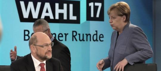 Quali sono i paletti posti daSchulzper tornare a governare con AngelaMerkel