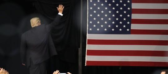 Dagli accordi di Parigi alla Corea del Nord. Cosa ha detto Trump a Pensacola