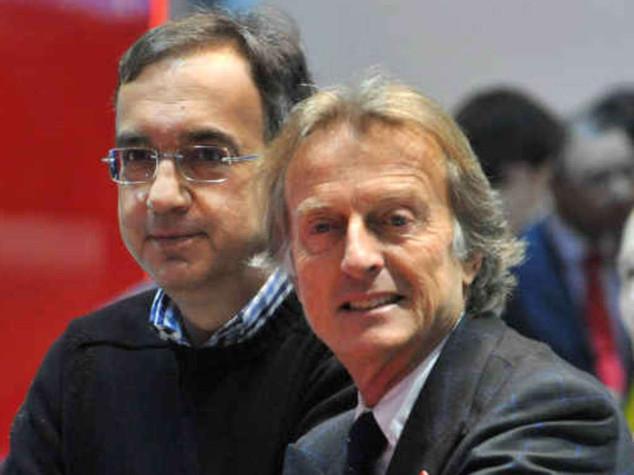 F.1: Ferrari, incontro a Maranello tra Montezemolo e Marchionne