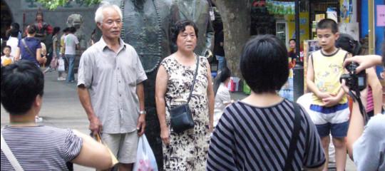 La nuova miniera d'oro del turismo mondiale sono i cinesi anziani