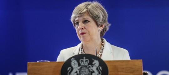 Perché il primo accordo sulla Brexitègià a rischio