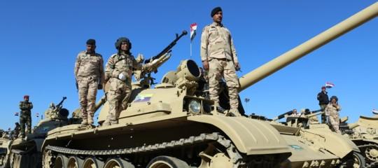 L'Iraq celebra la sconfittadell'Isiscon una parata militare