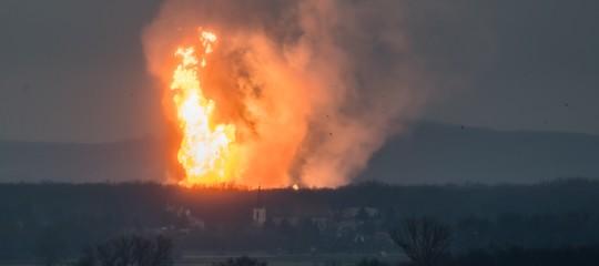 Dopo l'incidente in Austria, l'Italia rischia di restare senza gas?