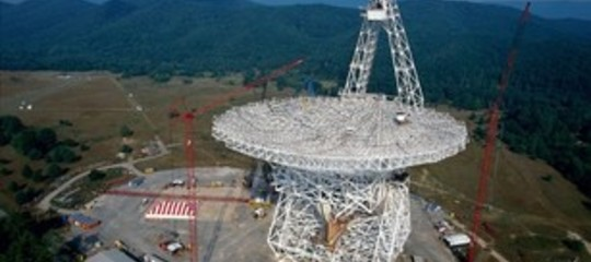 Alla ricerca di segnali radio extraterrestri dall'asteroide interstellare 'Oumuamua
