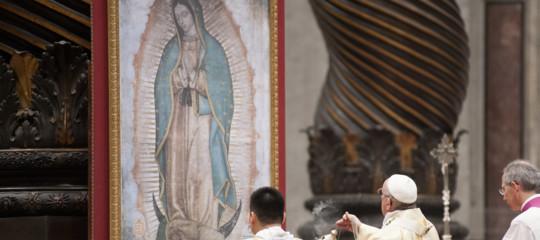 Papa Francesco cura le ferite dell'America Latina