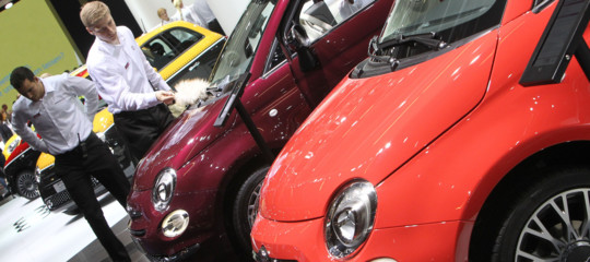 Auto: immatricolazioni in Europa +5,8% a novembre, Italia +6,8%,