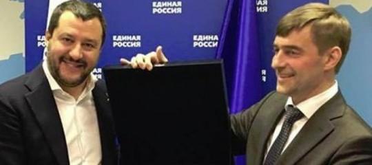 Cosa ci ha detto l'uomo di Putin che tiene i contatti con Lega e Cinque Stelle