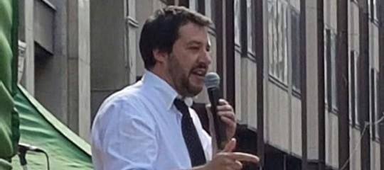 Ira Salvini contro FI: nessun tavolo con chi protegge stupratori e assassini