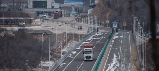 In caso di guerra, la Cina sta già preparando i campi per i profughi nordcoreani