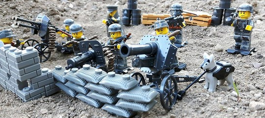 soldatini nazisti lego