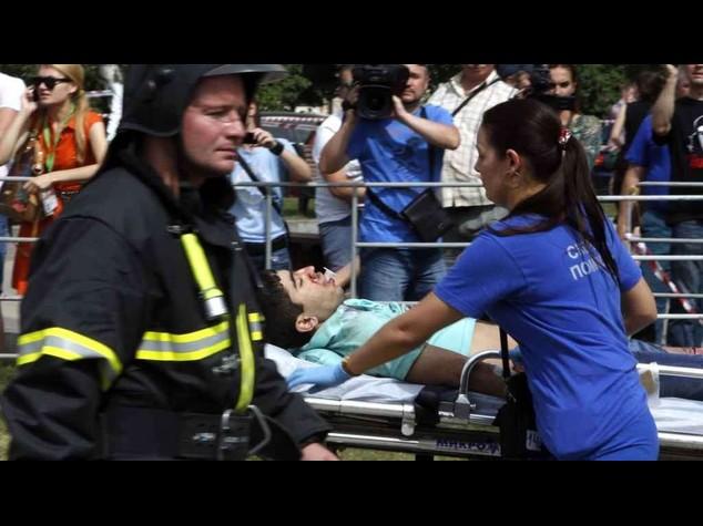 "Russia: incidente metro Mosca, Cremlino ""Putin informato"""