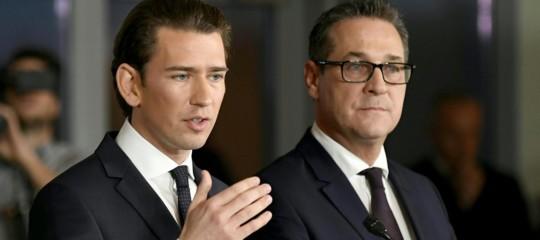 Quanto potere avrà l'estrema destra nel nuovo governo di Vienna