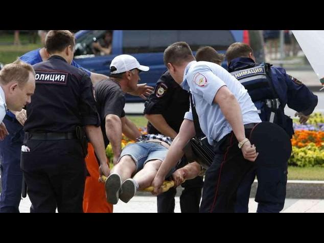 Strage metro Mosca: lutto cittadino, arrestati due tecnici