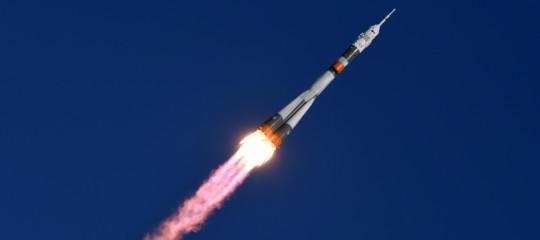 Spazio: Soyuz verso l'Iss, altri 3 astronauti in missione