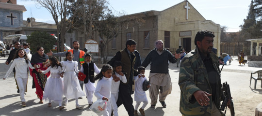 Pakistan: attacco terrorista a chiesa metodista, 8 i morti e 44i feriti