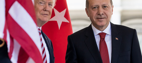 Schiaffo diErdogana Trump:la Turchia aprirà l'ambasciata a GerusalemmeEst