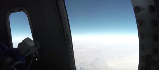 La capsula per vedere la Terra creata da JeffBezosper i viaggi spaziali del 2019