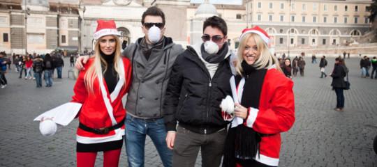 Nelle città italiane tira sempre una brutta aria. Il rapporto