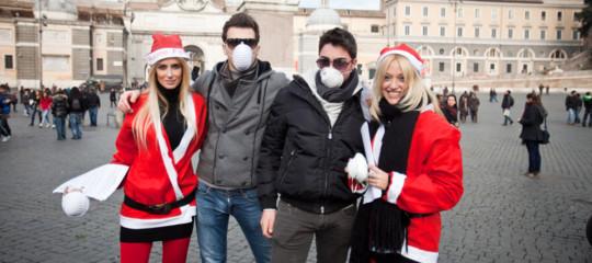 Nelle città italiane tira sempre una brutta aria. Un rapporto