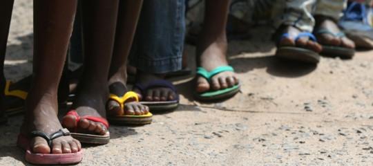 In Sierra Leone le adolescenti incinte non possono andare a scuola